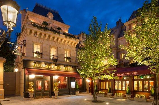 Ristoranti Disneyland Paris