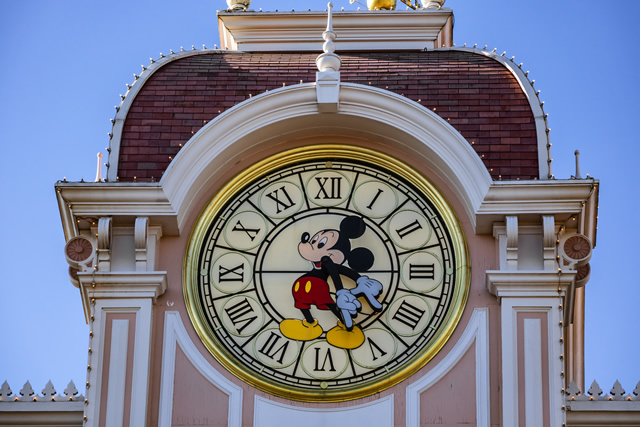Orari Parco Disneyland
