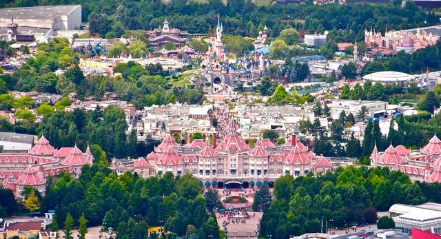 Curiosità sui Parchi Disneyland Paris