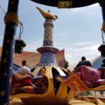 Les Tapis Volants - Flying Carpets over Agrabah