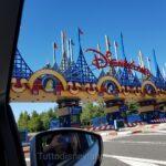 Parcheggio Disneyland