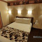 Le camere per disabili del Disney's Hotel Cheyenne
